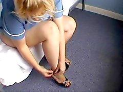 geile verpleegster
