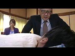 asiatique mari trompé poilu japonais