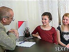 Sensual que tutoría con los maestros