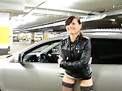 De jeny Smih de aparcamiento de coches