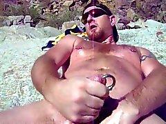 De oso se la de Casca casa Praia nudista