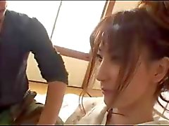 Shy japanska Mamma ... F70