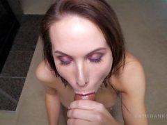 VIP Bareback POV Riding Intense Sex - Katie Pankit
