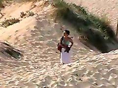 amateur playa morena