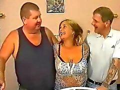 Britse Amateur Threesome