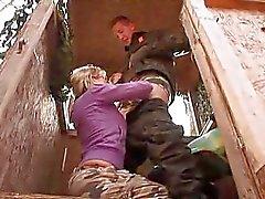 Honing met plezier in een Huntingtower .