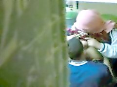 da Indonésia - ngintip jilbab di dapur