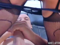 Ariella Ferrera Fucks Shawn Lawless