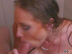Shawna Lenee takes cock