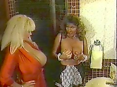 Breast Bathing Day For Housekeeper And Maid