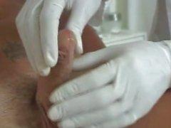 Гая гей половой игральная в белом белье