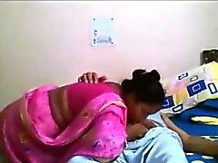 desi rápida cogida indio con el abuelo sari nuevo video que i