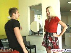 Cougar Chicas a Emma de Starr mierda