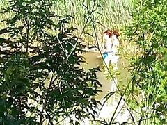 Lesbianas en el río