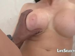 Aletta Ocean meali ve POV Big Black Cock Sucks