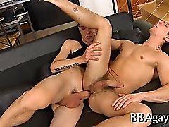 Erotic ja luonnonvaraisten Gay istunto