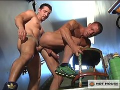Levye Durano bu süper seksi izle canlı sahnenin Tyler Saint sikikleri