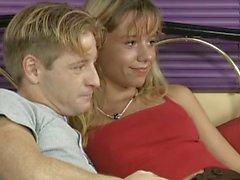 couple allemand ramassé pour la première sex tape