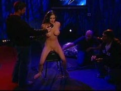 Jessica Jaymes orgasmit on Sybian - Howard Stern Show