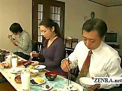Alaotsikon outoa japanilaisten bottomless ei panties perhettä