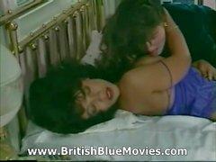 Danica Collins alias Donna Ambrose - Weinlese 80er Jahren Große Brüste britische