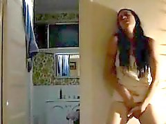 Mastrubation cámara oculta