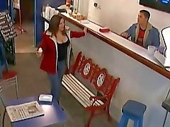 Security Cam Catches Her Cheating