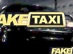 FakeTaxi - Spanish tourist with big taxi cock