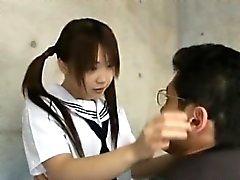asiatique doigté japonais lingerie culotte