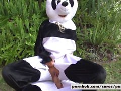 Bridgette B ja Alex k Panda tyyliisi