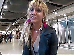 Sperma Hugging in Airport by Cezar73
