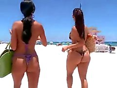 Bubble Butts da praia F70 ...
