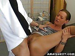 Любительское женой порно жопе