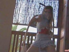 Emily diciotto Regina del prende in giro