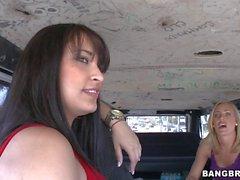 Bus bang nicole aniston Wild &