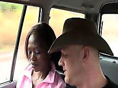 sexo caliente en mi viaje de safari africano