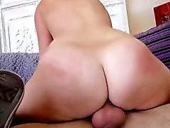 Charli Acacia receives warm creampies after hard pounding
