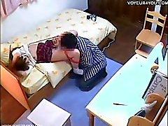 Amateur tiener Japanse Voyeur Sex