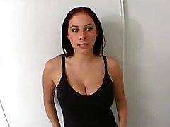 Gianna Michaels folla en la primera cita