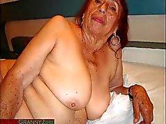 Роговой Mexico Grannies а У ее удивительной корпус