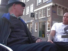 Amsterdam prostitute pussynailed by tourist