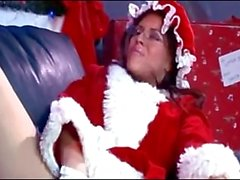Daphne Rosen Navidad Gangbang