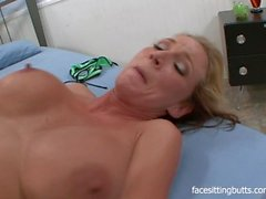 Cheating and getting pounded with no mercy in front of her boyfriend