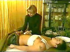 милф массажа