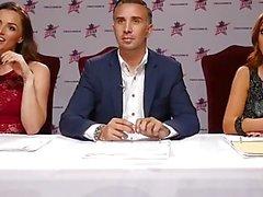 Nikki Benz e Tori Black abilità di giudicare pompino di DPStar a 3 Audition Ep 2