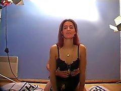 Casting anale pour Sabrina la beurette de Rouen