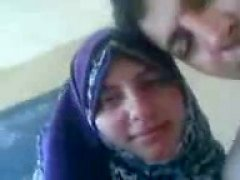 Egyptain Par Kissing