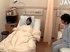 Trio in het ziekenhuis