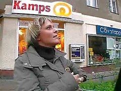 Two Big Ass Duitse meisjes krijgen fucked