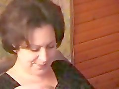 Betrunken russische Mutter entführt das Jugendherberge